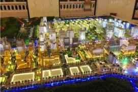郑州建筑万博网页万博体育pc合理使用灯光气氛融洽。