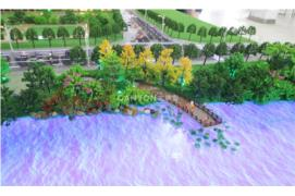 郑州万博网页万博体育pc公司对于水的运用。